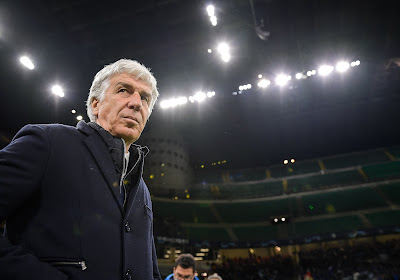 Gian Piero Gasperini fâché sur l'arbitrage après la défaite contre le Real