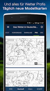 The Weather in Germany: Radar, weather warnings APK image thumbnail 6
