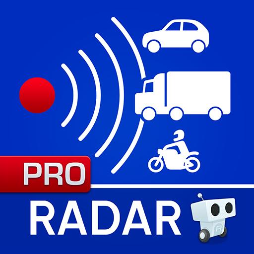 Radarbot: كاشف كاميرات السرعة وعداد سرعة