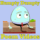 Humpty Dumpty Poem Rhyme VIDEO