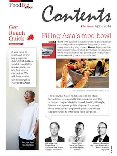 FoodBizAsia - náhled