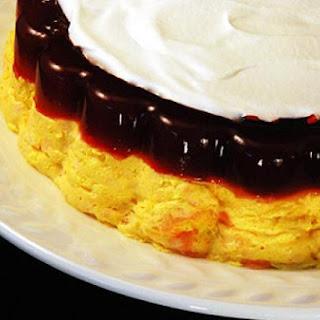 Cranberry Supreme Jell-O.