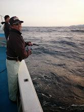 Photo: ちょっと波が高く・・・。 まずは穏やかなポイントから!