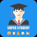 Super student - الجدول الدراسي-مذكرات-تنظيم الوقت icon