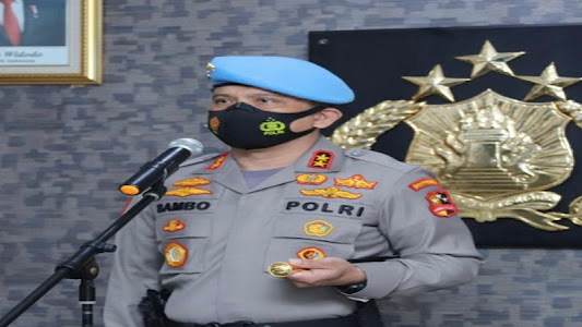 Irjen Sambo, Jenderal Bintang 2 Termuda Penerus Komjen Sigit - VIVA
