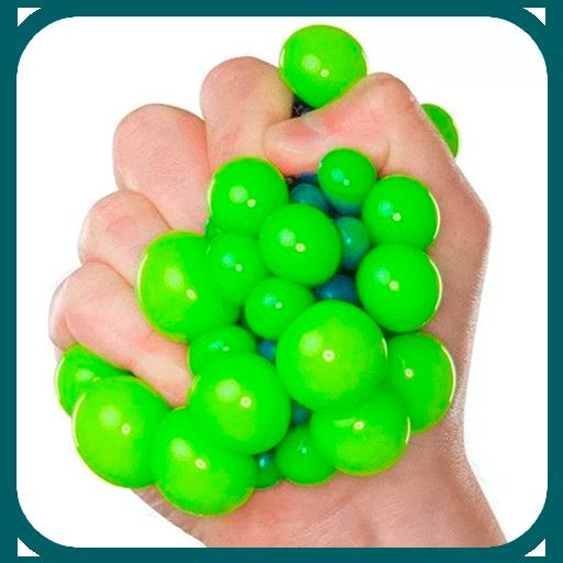 Как сделать мячик антистресс