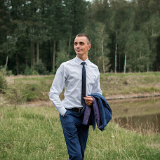 Wedding photographer Artem Mulyavka (myliavka). Photo of 28.09.2017