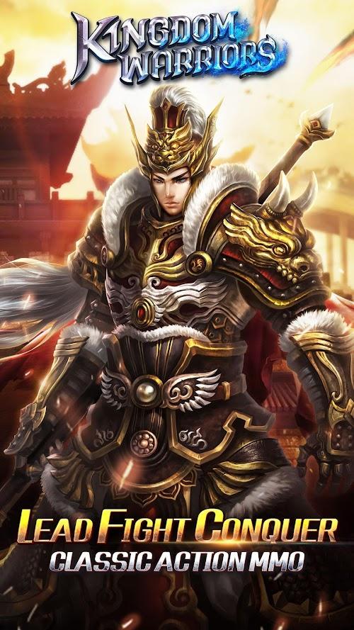 Screenshot 1 Kingdom Warriors 2.1.0 APK MOD
