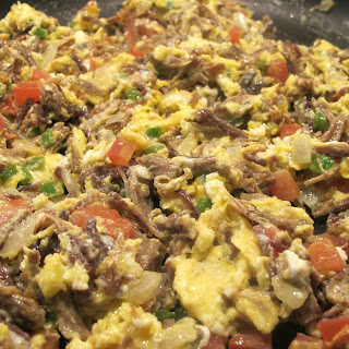 Barbacoa & Eggs (Single Serving - Low Carb).
