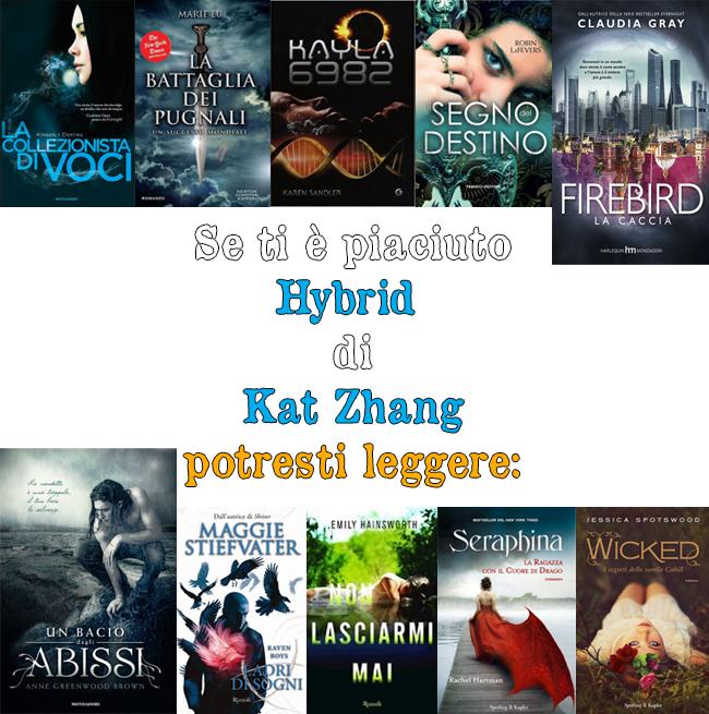 Hybrid di Kat Zhang