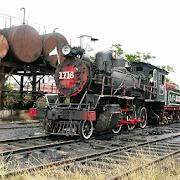 Trains Cuba Jigsaw Puzzles