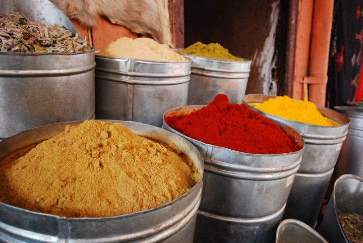 Le spezie di Marrakech di Jorjo