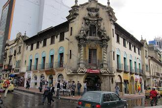 Photo: Bogota centrum