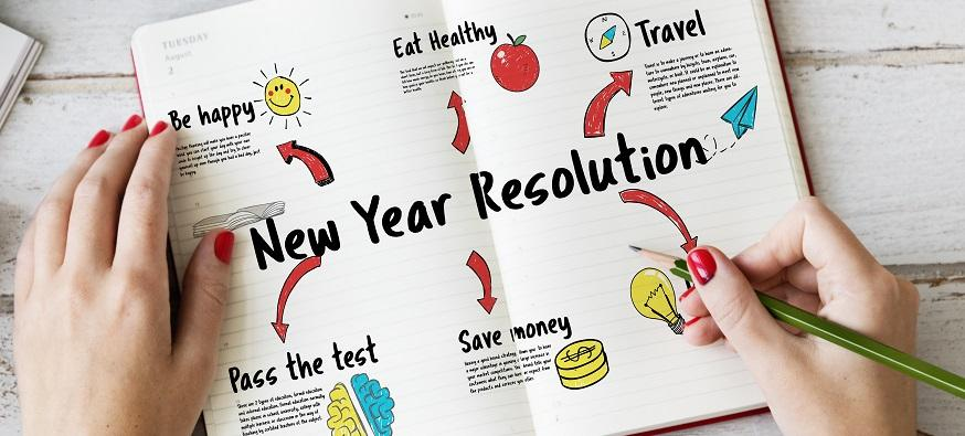 new year resolution graphic