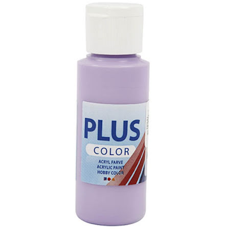 Hobbyfärg Plus color - violett, 60 ml