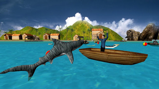 Angry Shark Revenge Simulator