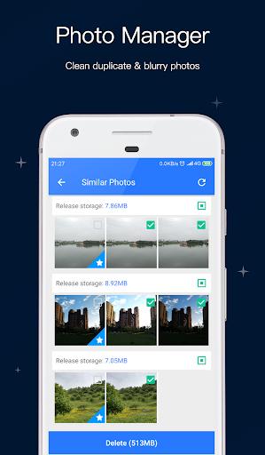 Cleaner-Phone Clean,Booster,Optimizer,AppLock 1.0.8 screenshots 3