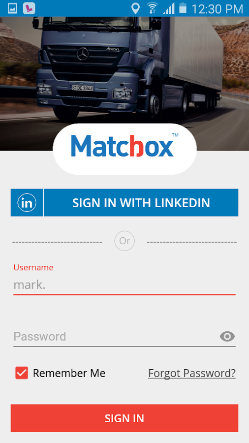 Matchbox S- screenshot