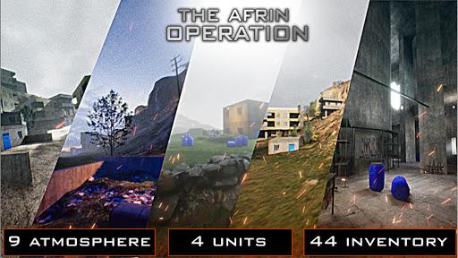 Operation Third-Person Shooter War Game 3D 4,7 screenshots 1