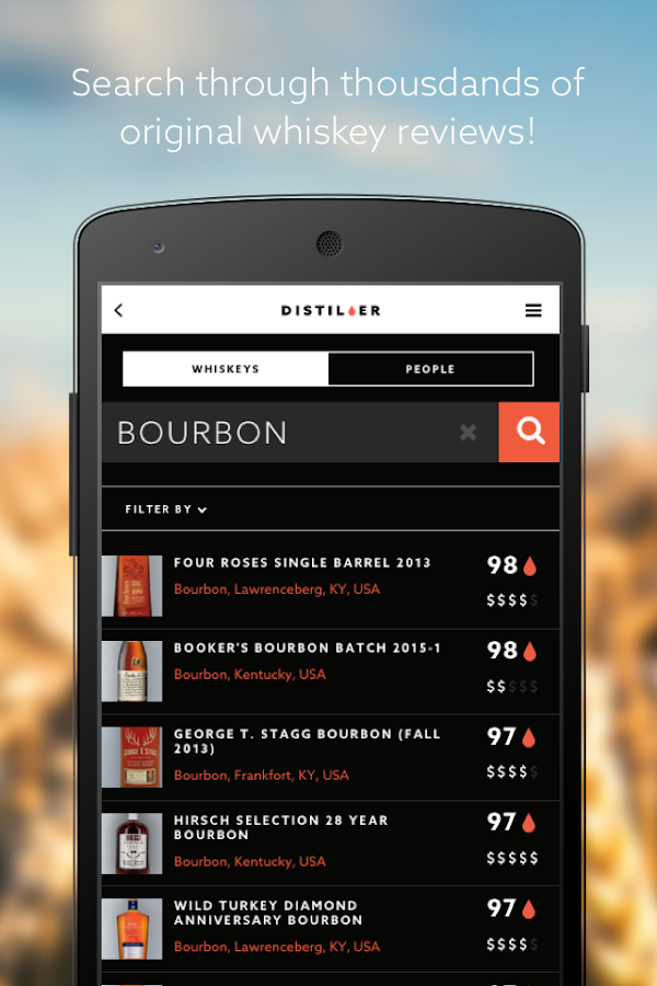 Distiller - Whiskey Companion- screenshot