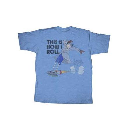 T-Shirt - Inspector Gadget - Roller