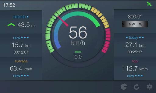 EcoDrive Free Speedometer screenshot 3