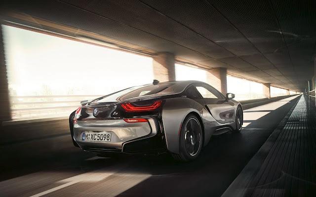 BMW Supercar Themes & New Tab