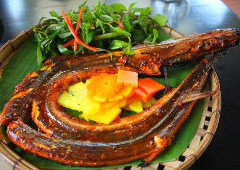 Cá chìa vôi có thể chế biến thành nhiều món ăn hấp dẫn khác nhau