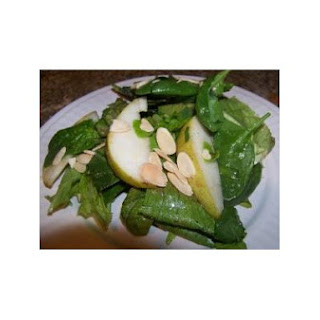 Sweet and Tangy Pear Salad