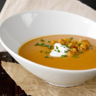 Quick Red Lentil Soup Recipe