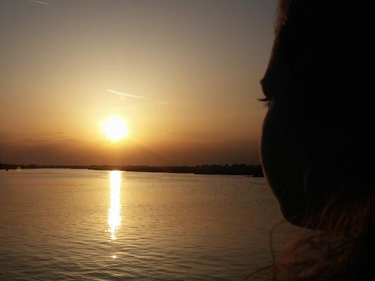Sguardo sul tramonto di Nikolagirardi