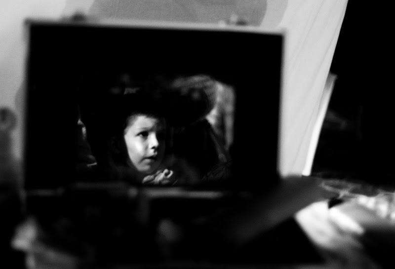 nello specchio di faranfaluca