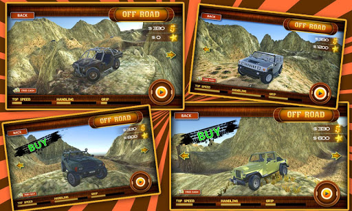 Offroad Driver Extreme