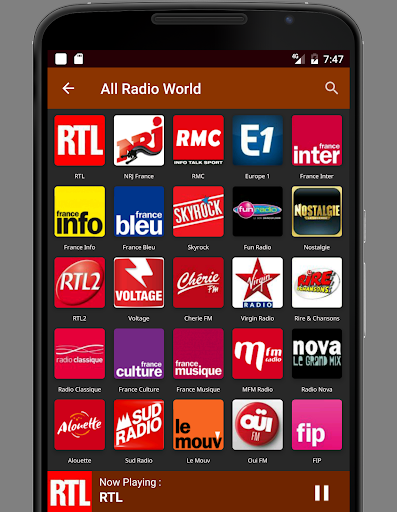 World Radio FM - All stations 1.2 screenshots 6