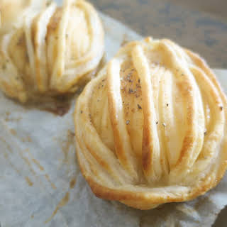Pear Pastry Pockets.