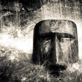 Easter Island Head by Shaun Groenesteyn - Novices Only Objects & Still Life