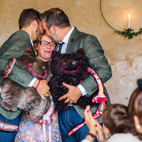 Photographe de mariage Lea Torrieri (torrieri). Photo du 27.10.2017