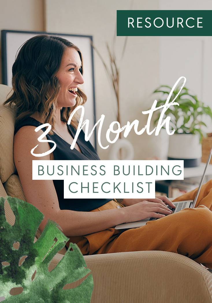 Building Building Checklist on How to Get Coaching Clients