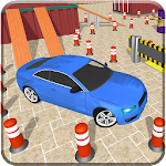 Car Hard Parking Simulator Icon