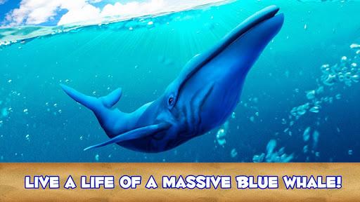 Blue Whale Simulator 3D  screenshots EasyGameCheats.pro 4