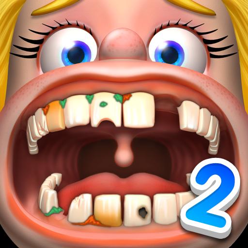 Crazy Dentist 2 - Match 3 Game (game)