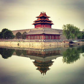 The Forbidden City by Conor MacNeill - Instagram & Mobile Instagram