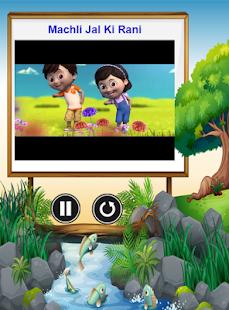 Machli Jal Ki Rani - song for kids - náhled