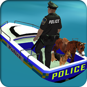Power Boat Transporter: Police for PC and MAC