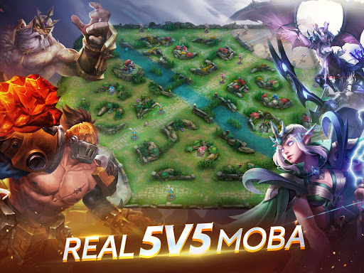 Arena of Valor: 5v5 Arena Game  gameplay | by HackJr.Pw 6