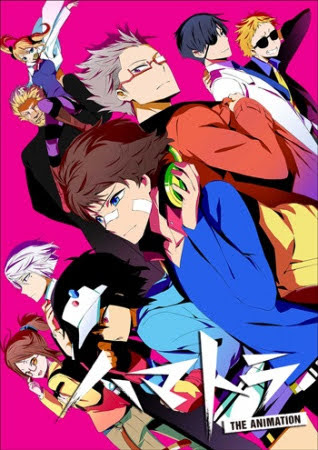 Hamatora The Animation thumbnail