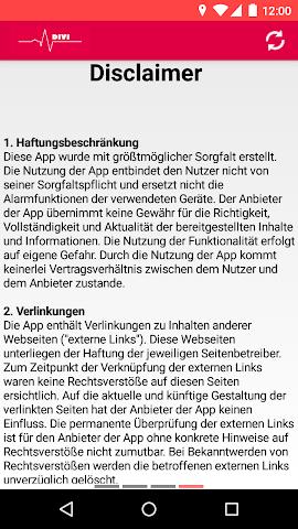 android DIVI App Screenshot 5