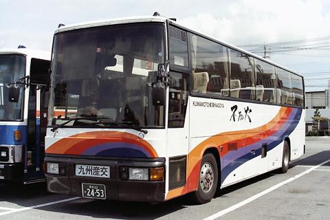 九州産業交通「不知火号」 2453