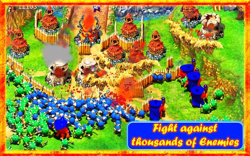 Bun Wars HD - Strategy Game  screenshots 8