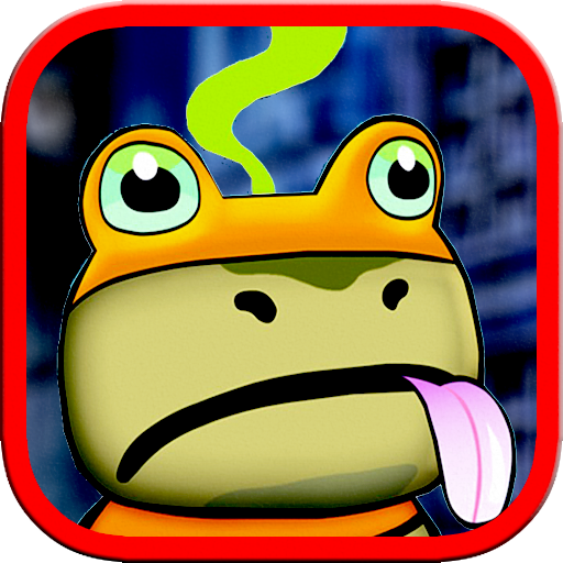 模擬App|カエルの党 LOGO-3C達人阿輝的APP